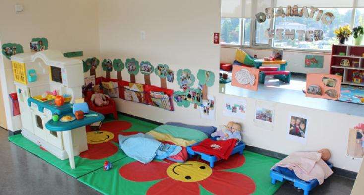 Kindercircle Day Care play area