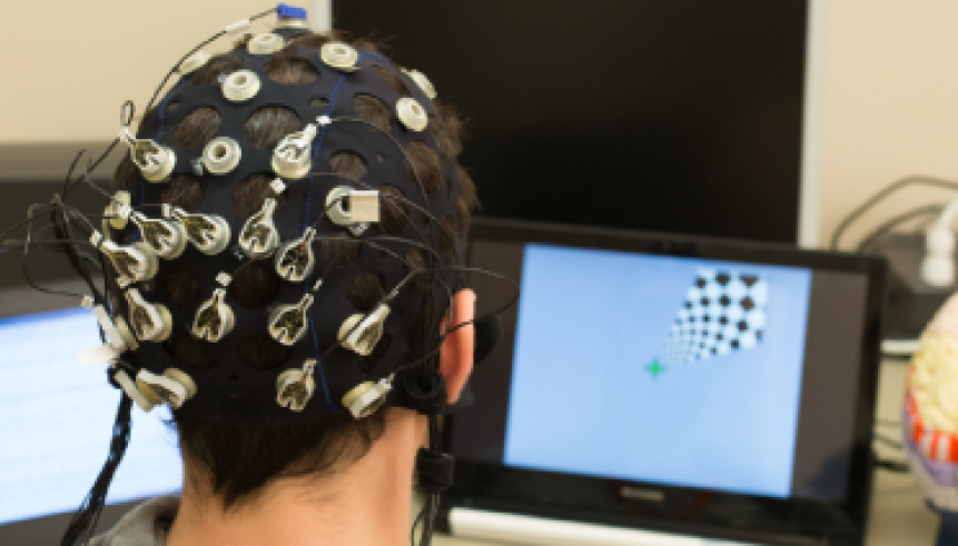 Demonstrating the Brain-Computer interface