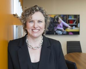 Julia Hanigsberg, president and CEO of Holland Bloorview Kids Rehabilitation Hospital